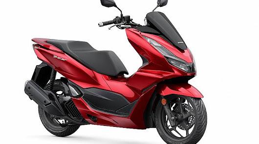 La  oferta de este verano, Motomoción AF te financia la Honda PCX sin entrada