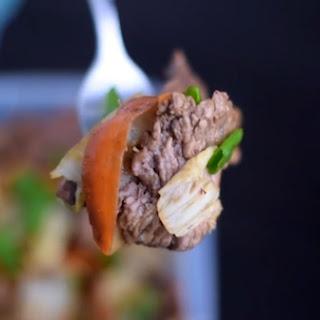 Korean Stir-Fried Beef