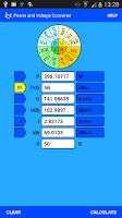 Screenshot of RF & Microwave Toolbox lite