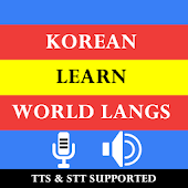 Korean Learn World Languages