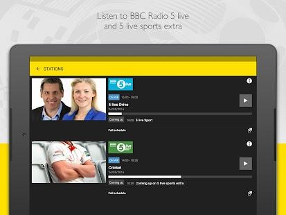 BBC Sport Screenshot 15