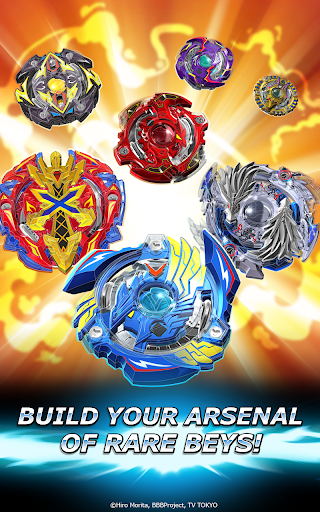 Beyblade Burst Rivals 1.2.2 screenshots 8