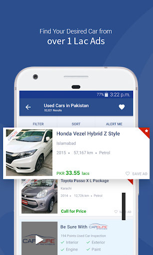 PakWheels: Buy & Sell Cars  screenshots 3
