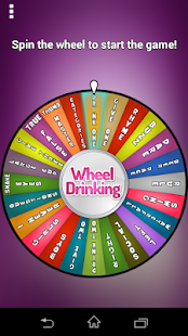 Wheel of Drinking- screenshot thumbnail