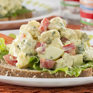 Russian Chicken Salad Recipe