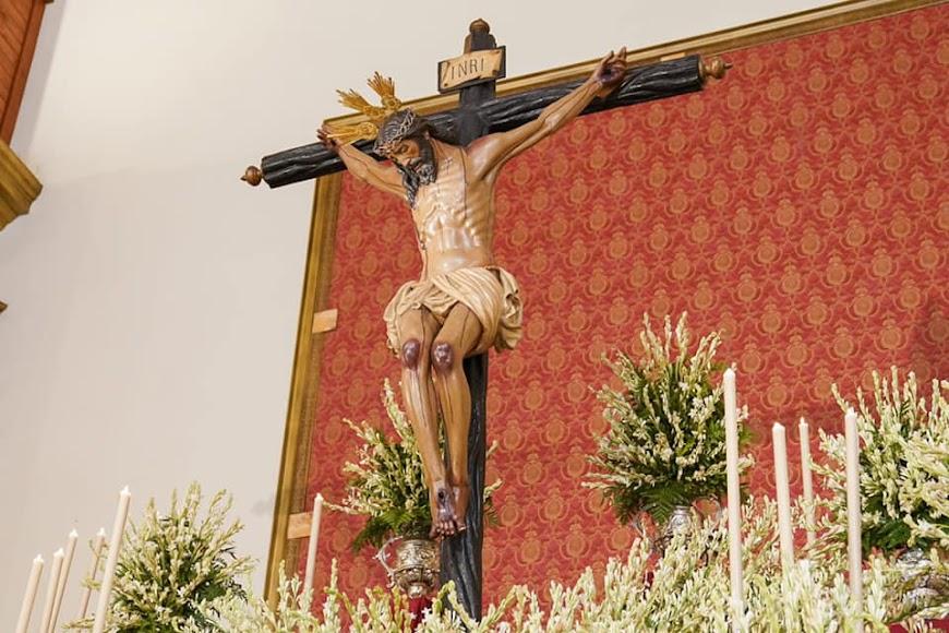 El Cristo de la Luz recibe miles de peregrinos cada año.