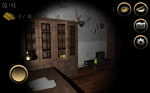 UNREST : 3D Escape Horror 1.8.3 screenshots 2