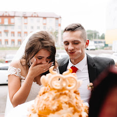 Wedding photographer Igor Amosov (Creepson). Photo of 19.11.2018