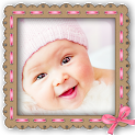 Baby Picture Frame Maker icon
