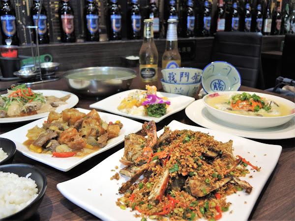 戰鬥碗大排檔|香港道地喝酒文化!隨你挑的港式熱炒和台式熱炒!三重熱炒推薦