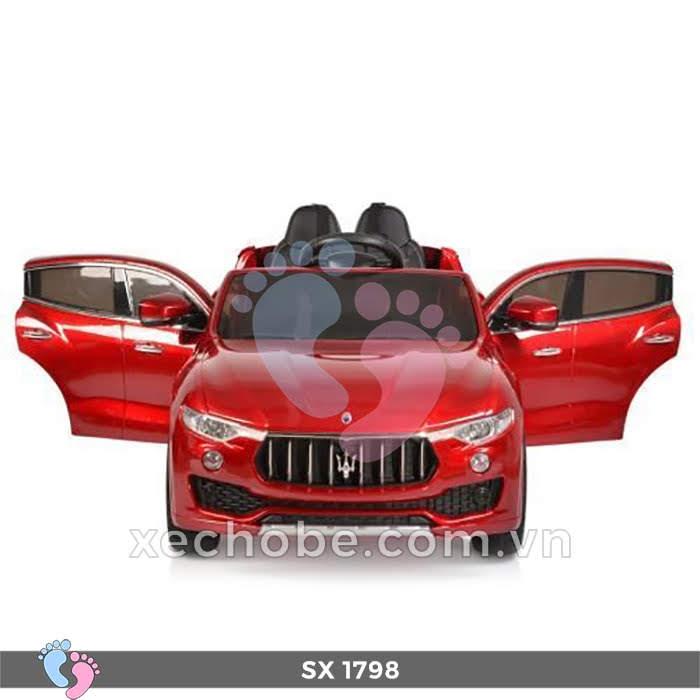 Xe hơi điện cho bé Maserati SX-1798 7