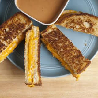 Grilled Cheese Soldiers.