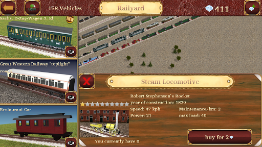 Railroad Manager 3 apkpoly screenshots 4