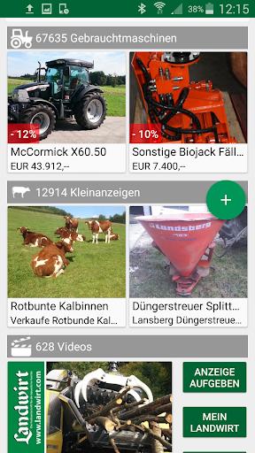Landtechnik Traktoren App