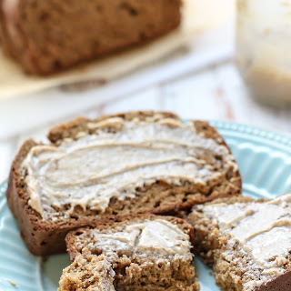 Healthy Whole Wheat Banana Bread [dairy-free]