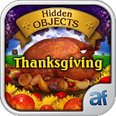 Hidden Objects Thanksgiving