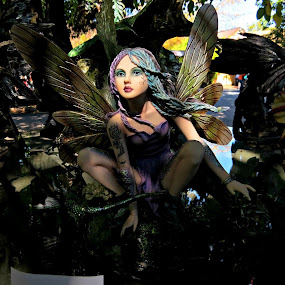 Fairy by Heather G - Artistic Objects Other Objects