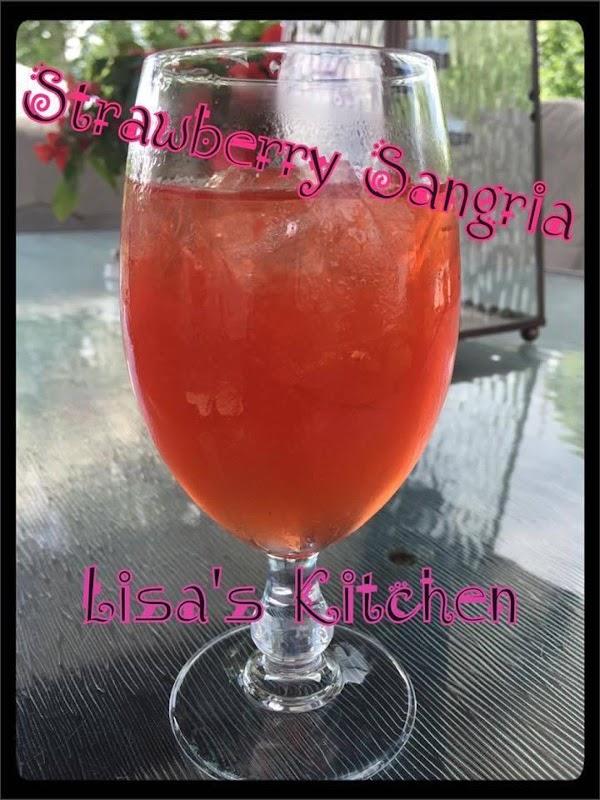 Strawberry Sangria Recipe