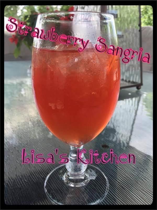 Strawberry Sangria