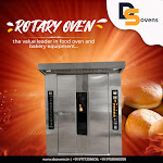 Best Quality Rotary Rack Oven Manufacturers in India