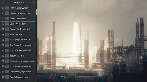 ZalTV IPTV Player 1.1.5 screenshots 2
