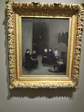 """Photo: Laurie liked this painting of this """"sorry little group."""""""