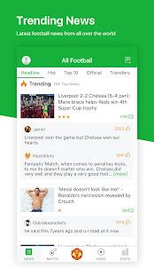 App All Football - Latest News & Live Scores APK for Windows Phone