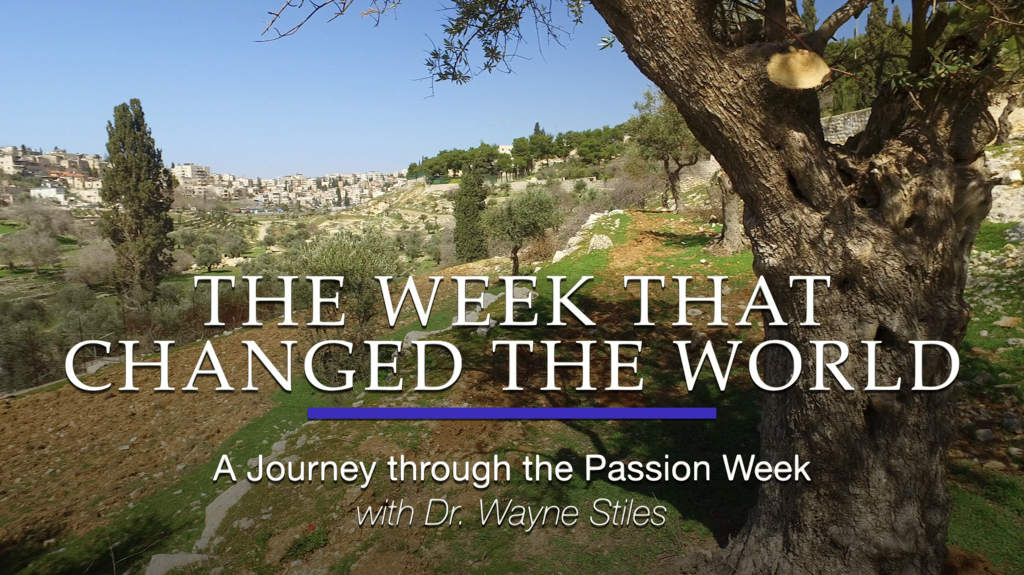 Journey through the Passion Week - Episode 2