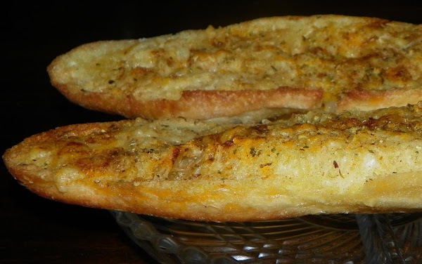 Brennen's Garlic Bread Recipe