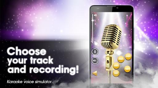 Karaoke voice sing & record screenshot 3