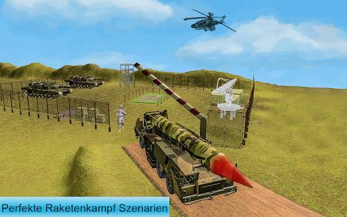 Rakete Krieg Launcher Mission - Rivals Drohne Screenshot