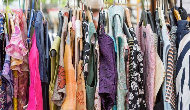 Địa điểm bán quần áo Quảng Châu thích hợp