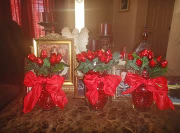 Hershey's Kisses Valentine's Bouquet
