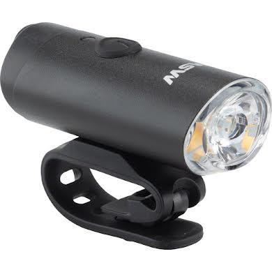 MSW Tigermoth 500 USB Headlight, 500 Lumen, Black