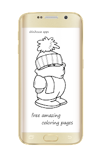 Kids Coloring Book Game Adult Games Screenshot Thumbnail