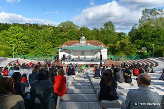Photo: Bandstand, Kelvingrove Park, Glasgow