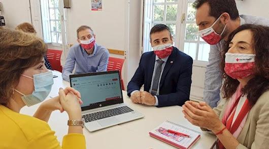 Cruz Roja realiza más de 120.000 entregas de productos de primera necesidad