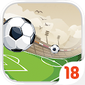 Crazy Soccer - World Football Russia 2018 icon