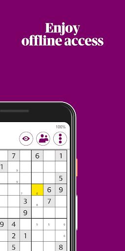 Guardian Puzzles & Crosswords screenshot 4