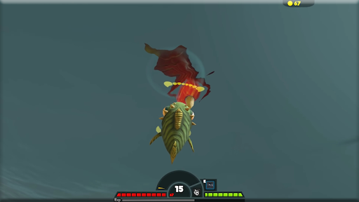 feed and grow`draith fish - screenshot