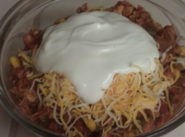 Southwestern Chicken Chili Recipe
