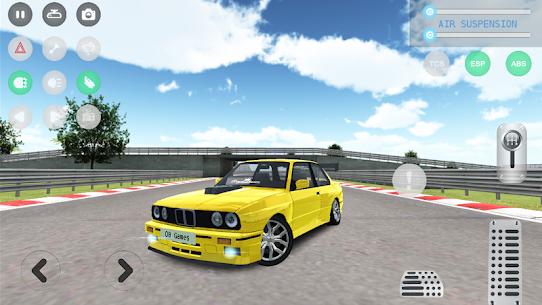 E30 Drift and Modified Simulator MOD (Unlimited Money) 1