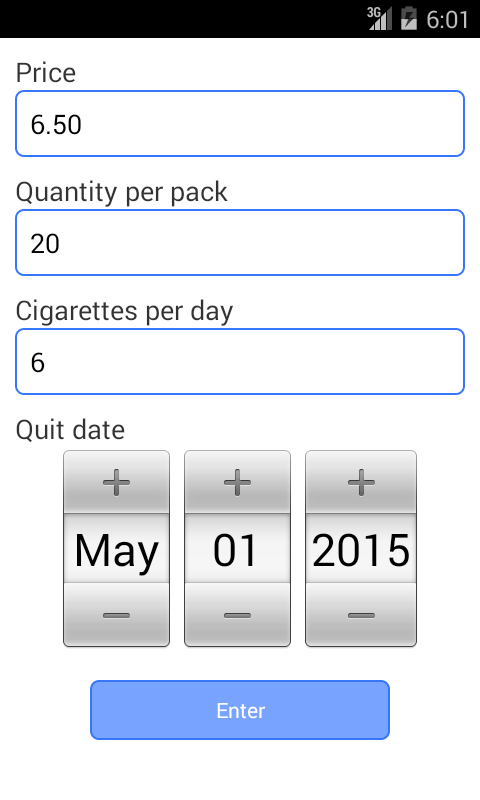 Quit Smoking- screenshot