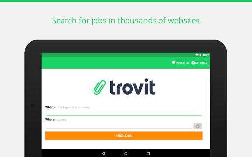 Find job offers - Trovit Jobs 4.41.0 screenshots 9