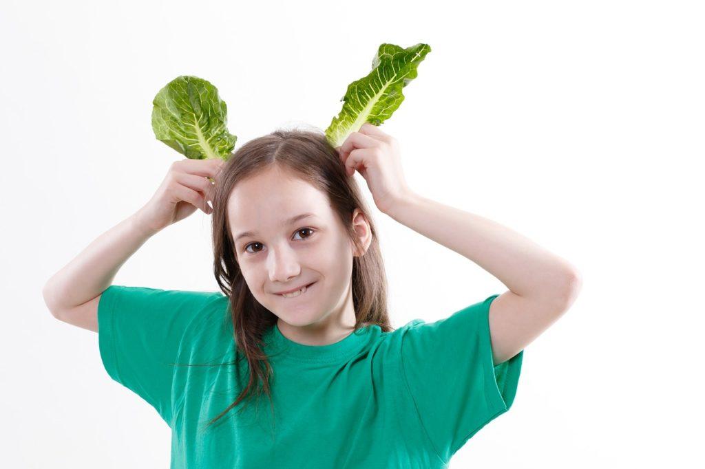 Veganes Kind