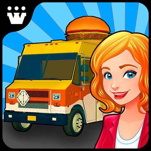 Food Truck Rush Drive & Serve