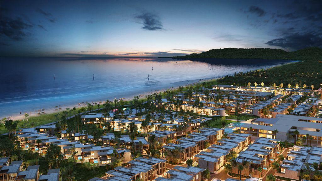 dự án six miles coast resort lăng cô