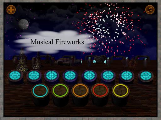 Fireworks DJ