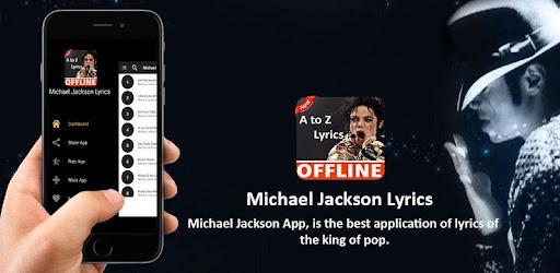 Michael Jackson Lyrics : Lyrics Offline - Apps on Google Play