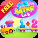 Super Math Lab : Maths Edu Games For Kids icon